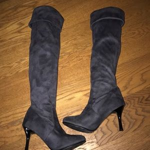 Vero Cuoio  high heeled boots size 8 NWOB